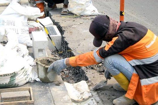 Pejalan kaki inginkan revitalisasi trotoar dipercepat