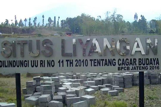 Pelajar Temanggung mengenal proses ekskavasi situs Liyangan