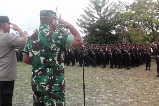 Perketat pengamanan, setiap 500 meter ada pos TNI-Polri di Wamena