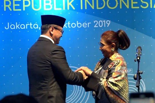 Pesan Susi Pudjiastuti untuk Edhy Prabowo