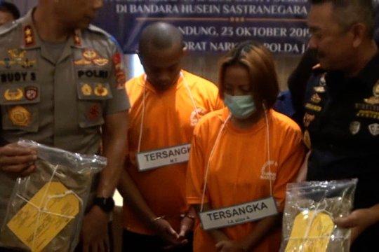 Petugas gagalkan penyelundupan sabu di Bandara Husein Sastranegara