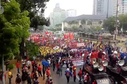 Massa Indonesia Memanggil suarakan penerbitan Perppu KPK