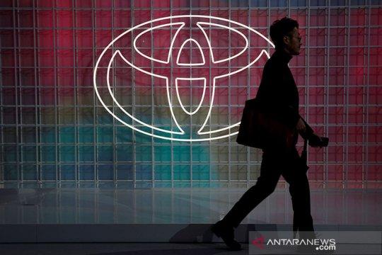 Toyota didenda 180 juta dolar AS karena langgar pelaporan emisi