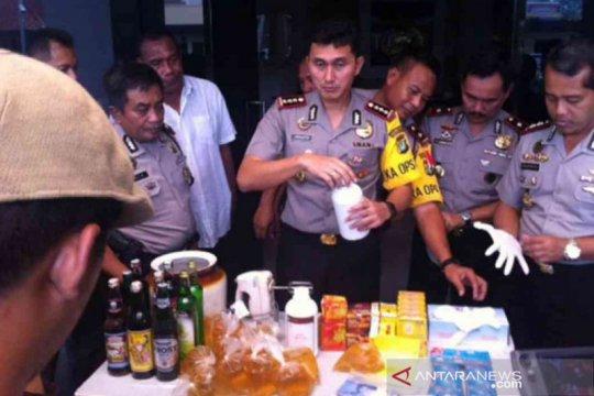 Dua warga Bekasi tewas usai pesta miras oplosan