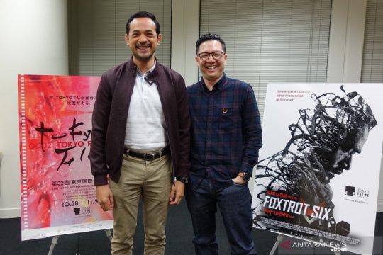 "Bincang-bincang film ""Foxtrot Six"" di Festival Film Tokyo 2019"