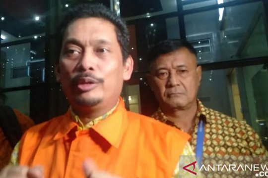 KPK panggil dua saksi untuk tersangka Darman Mappangara