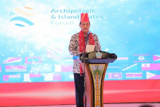 Luhut berharap Indonesia inspirasi AIS kembangkan ekonomi digital