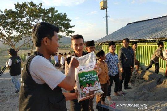 ACT NTB salurkan bantuan beras untuk santri Indonesia