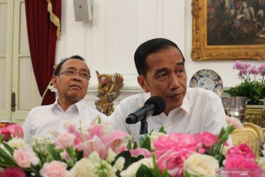 Jokowi: Pemekaran Papua aspirasi dari bawah