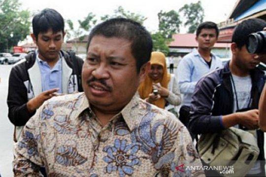 KPK tahan tersangka kasus korupsi proyek jalan di Bengkalis