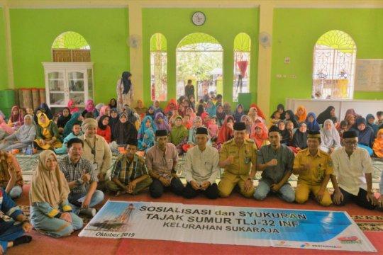 Kejar target produksi, Pertamina EP bor sumur di Prabumulih