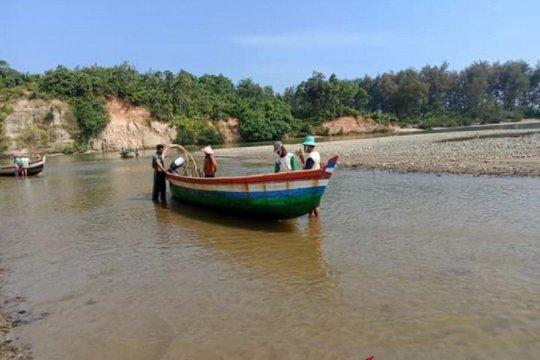 Empat muara sungai di Mukomuko alami pendangkalan
