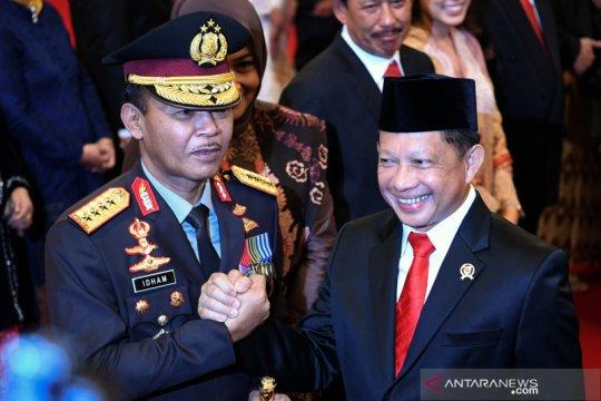 Tito Karnavian: Menjadi Kapolri tidak gampang