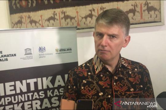 Langkah Inggris dukung Indonesia menangani kekerasan terhadap jurnalis