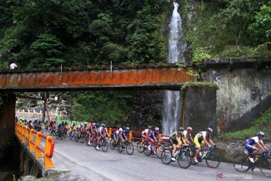 Dua titik sprint dan tanjakan hadang pebalap di etape II TdS 2019