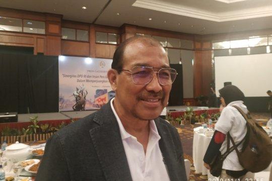 Polemik cadar, Wakil Ketua DPD: itu baru wacana