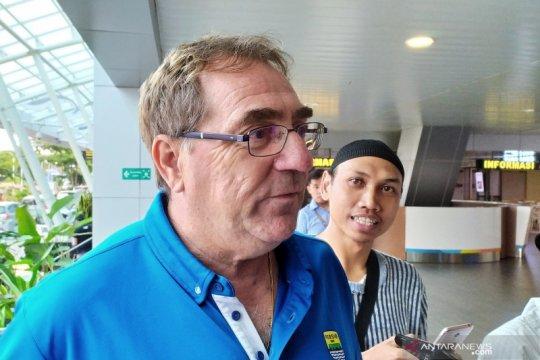 Pelatih Persib harap Ketua PSSI baru bawa perubahan