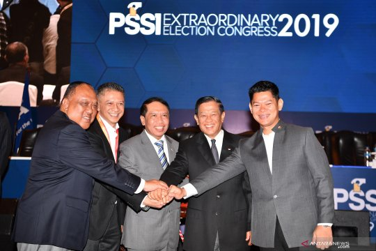 Pembukaan Kongres Luar Biasa PSSI
