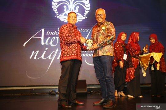 Penghargaan untuk LKBN ANTARA dalam Awarding Night