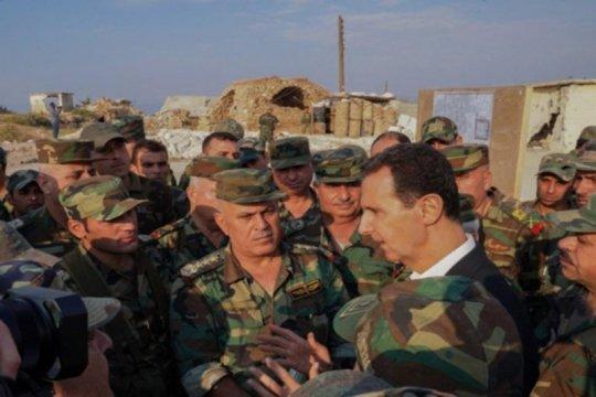 Presiden Suriah pecat perdana menteri di tengah kesulitan ekonomi