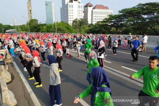 334 personel amankan HBKB di Jakarta Selatan