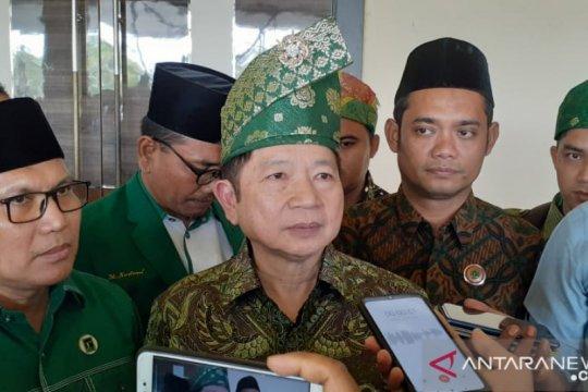 Ketua Umum PPP tegaskan politik tanpa mahar saat Pilkada Serentak 2020