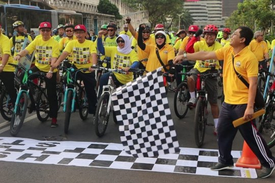 "BPHN gelar ""Fun Bike for Justice"""