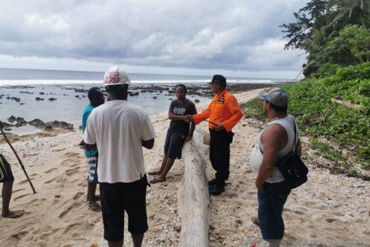 Basarnas Manokwari upayakan pencarian warga hilang  terseret arus