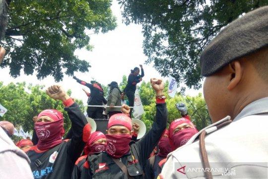 Serikat buruh tetap tolak kenaikan UMP DKI Jakarta