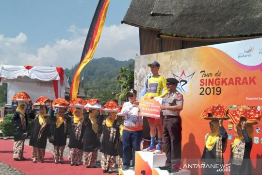 "Etape I Tour de Singkarak 2019 tawarkan empat ""spot"" wisata asik"
