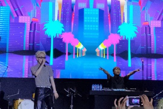 "Zion. T minta penggemar nantikan ""comeback""-nya segera"
