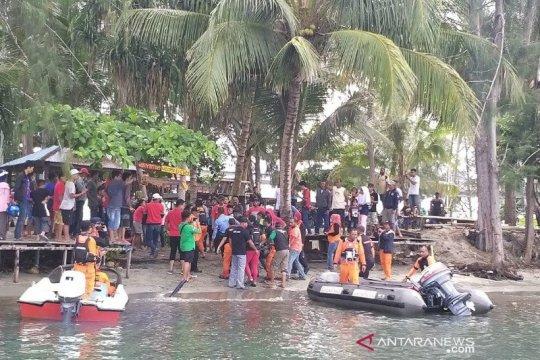 Nelayan temukan jenazah korban tenggelam di Pasir 6
