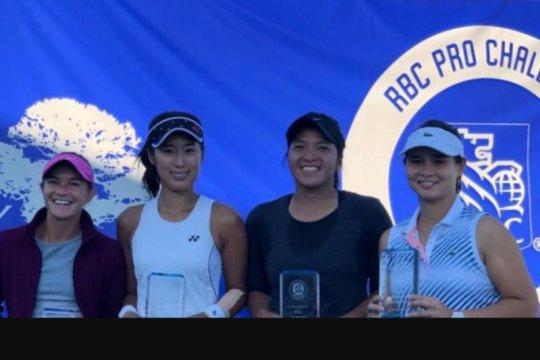 Beatrice/Jessy menjuarai turnamen W80 Tyler di AS