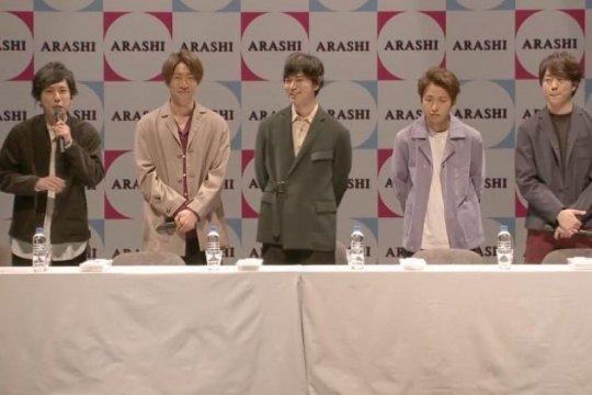 Kemarin, Arashi akan ke Jakarta hingga aksi Zion.T