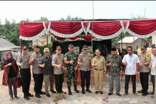 Kepala Polda Bangka Belitung tinjau pilkades di Bangka