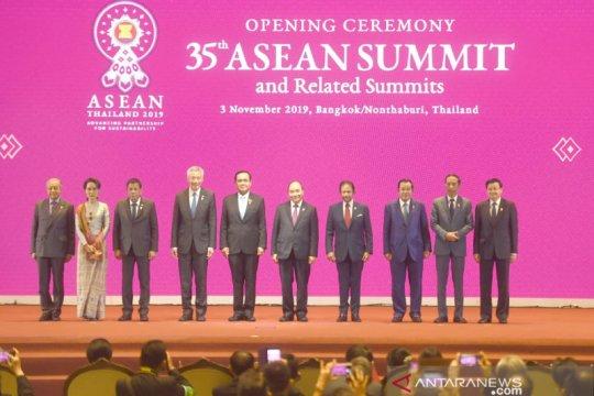 Jokowi sampaikan kepercayaan strategis kunci stabilitas kawasan