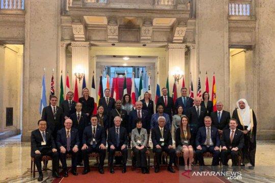 Puan usulkan perdagangan dunia terbuka dan adil di Forum Parlemen G-20