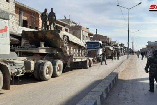 Sejumlah tentara Turki tewas dalam serangan bom Suriah