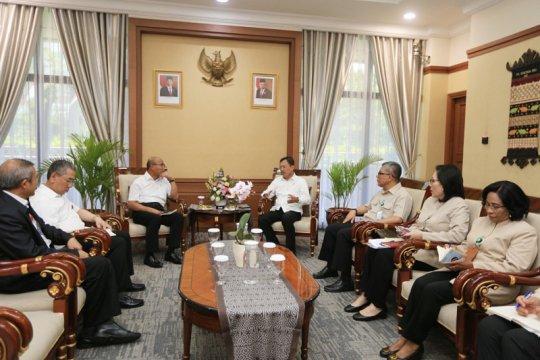 Muhadjir koordinasikan penanganan stunting dengan kementerian lain