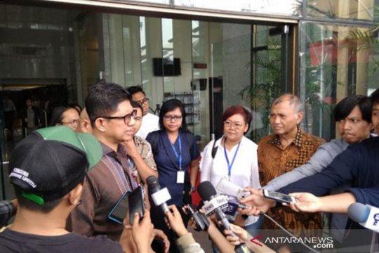 Koalisi masyarakat diskusi dengan pimpinan dampak UU KPK revisi