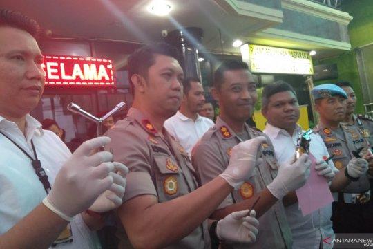 Pencuri motor dilumpuhkan polisi di Jakarta Barat