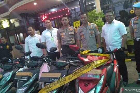 Komplotan ranmor di Taman Sari beraksi di lebih 10 TKP