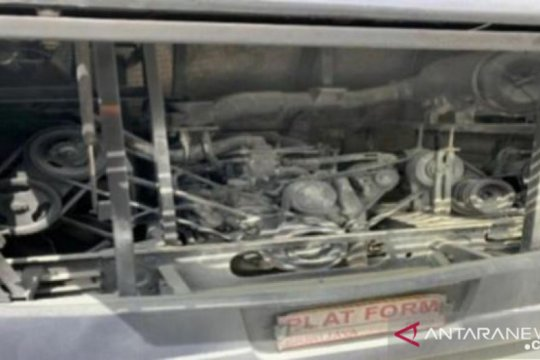 Otoritas Bandara investigasi bus percikkan api di Bandara Ngurah Rai