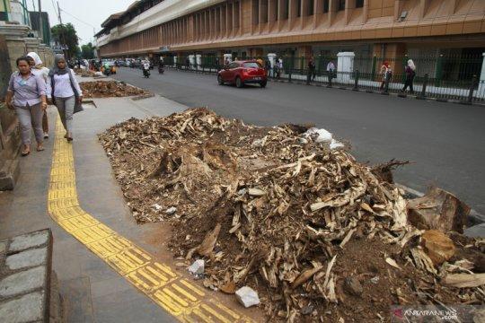 Anggaran revitalisasi trotoar 2020 diefisienkan Rp200 miliar