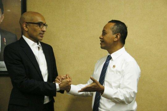 Terima Dubes Singapura, BKPM tegaskan komitmen bantu investor