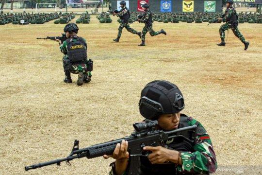 Flash - Kontak tembak di Hipadipa, Intan Jaya, satu KKB tewas