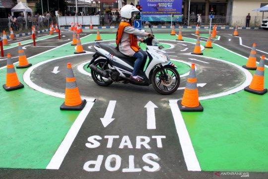 Layanan SIM Keliling di Jakarta ada di lima lokasi