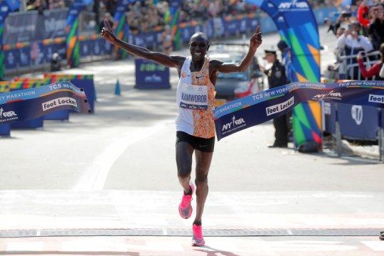 New York Marathon kembali digelar November