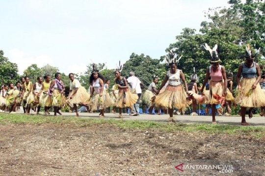 Hari Kebangkitan Masyarakat Adat Jadi Ciri Khas Kabupaten Jayapura