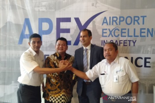 Angkasa Pura gandeng ACI tingkatkan pelayanan Bandara Adi Soemarmo